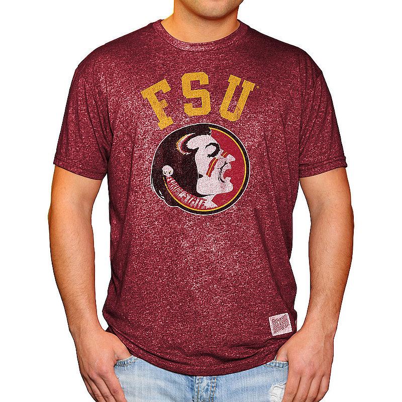 Florida State Seminoles Retro TShirt Garnet CFSU915A_RB124M_MTSM