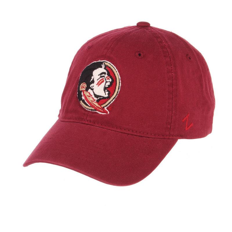 Florida State Seminoles Team Hat Garnet FLSSCH0030