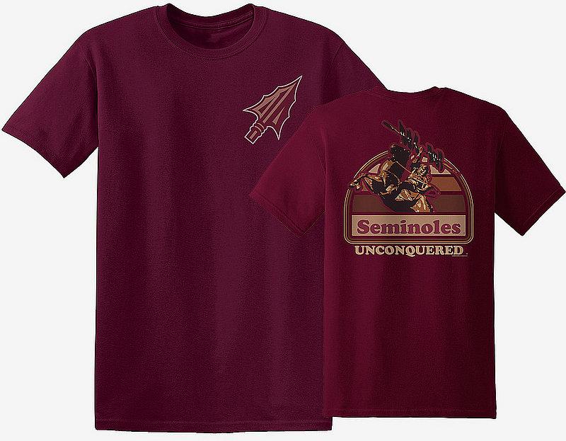Florida State Seminoles Tshirt Portrait