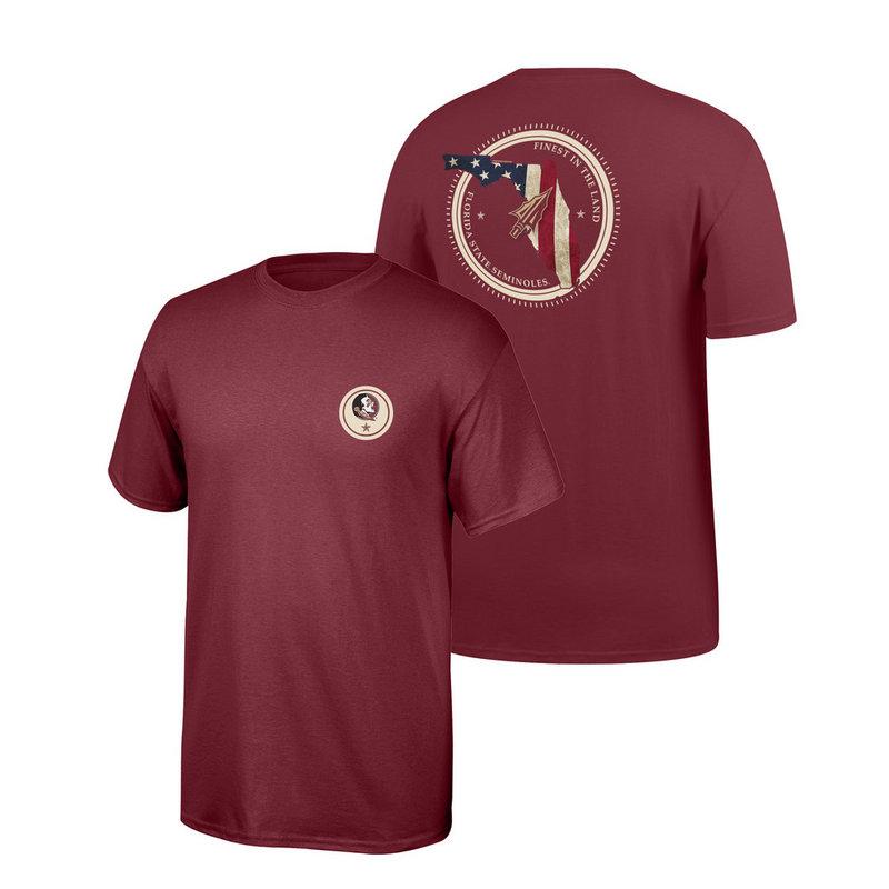 Florida State Seminoles Tshirt State Patriot FSUStatePatriot