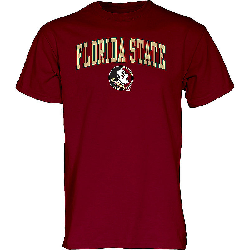 Florida State Seminoles TShirt Varsity Garnet APC02960975