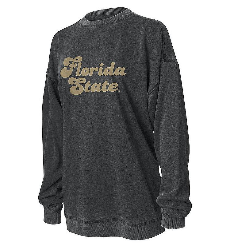 Florida State Seminoles Women's Crewneck Sweatshirt 449-24-FS534