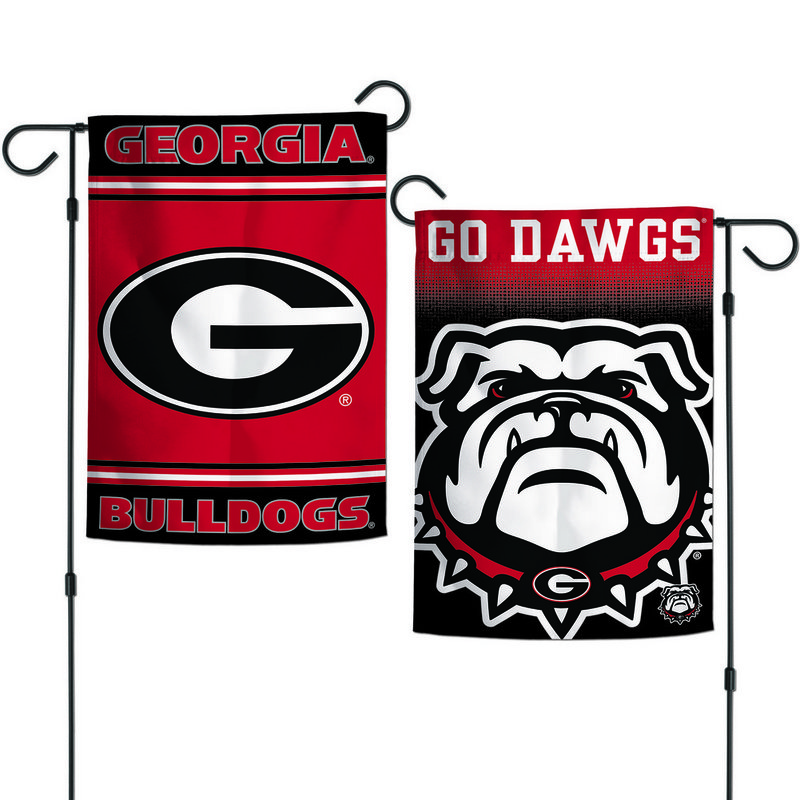 "Georgia Bulldogs 12.5""x18"" Garden Flag"