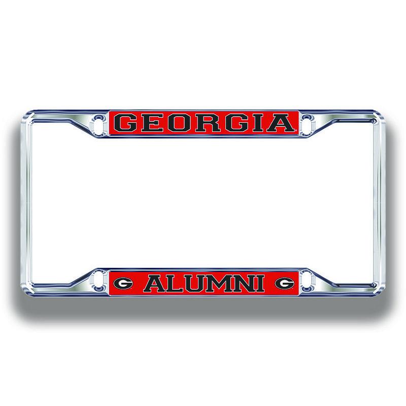 Georgia Bulldogs License Plate Frame Alumni 04435