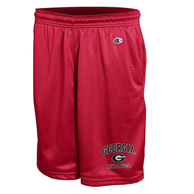 Georgia Bulldogs Mesh Shorts apc03301302