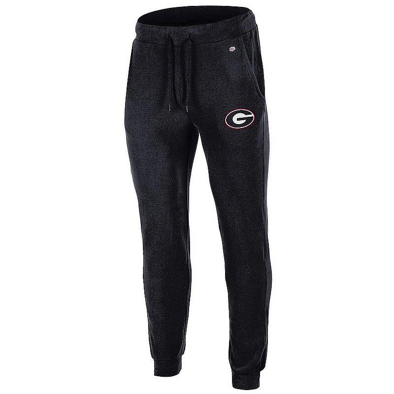 Georgia Bulldogs Women's Sweatpants Black APC03325821��