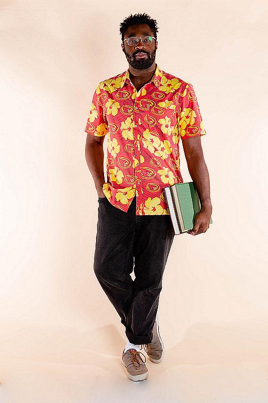 Iowa State Cyclones Hawaiian Shirt Floral MPL-SRWQ319-LS1697