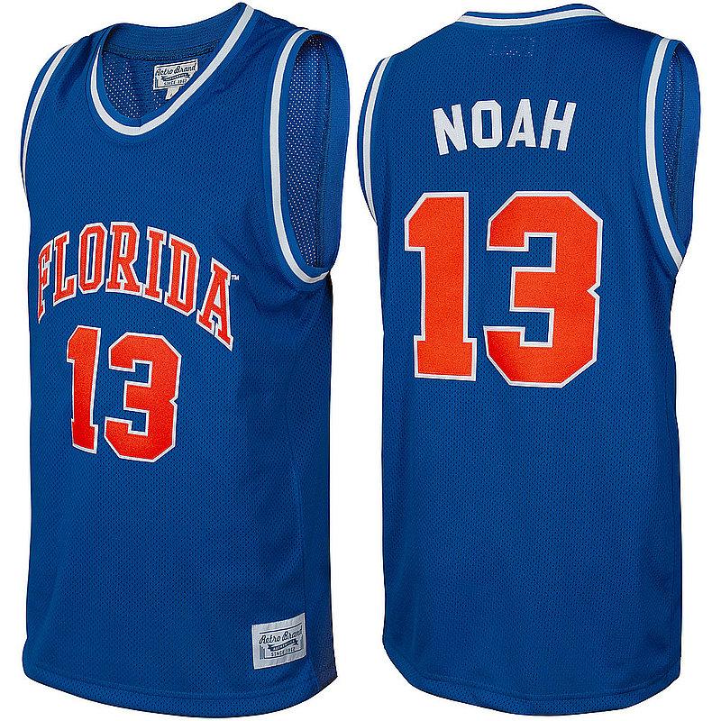 Joakim Noah Retro Florida Gators Basketball Jersey FLAJNN04B
