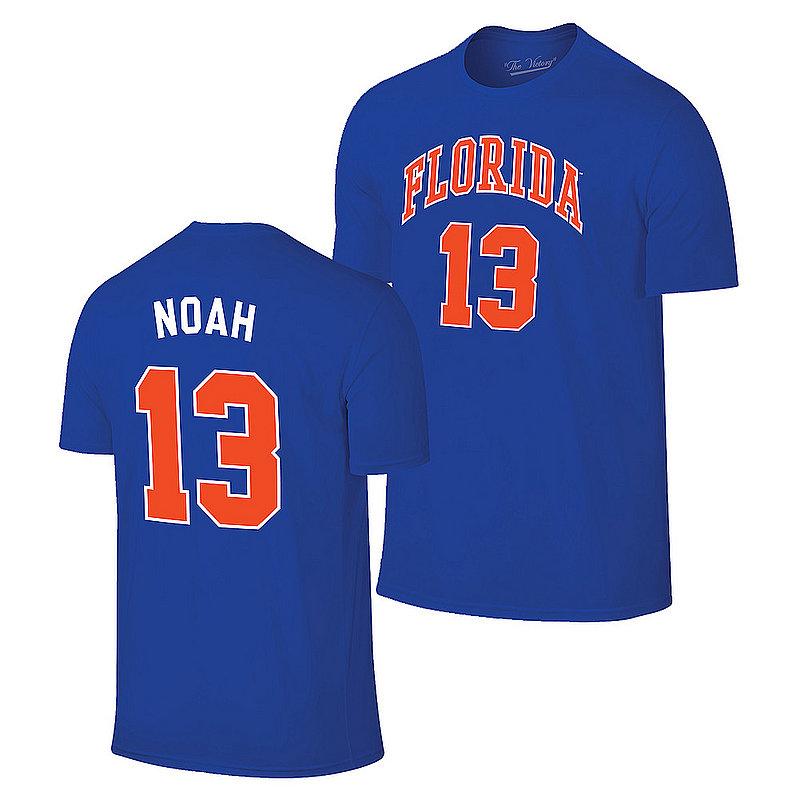 Joakim Noah Retro Florida Gators Basketball Jersey Tshirt
