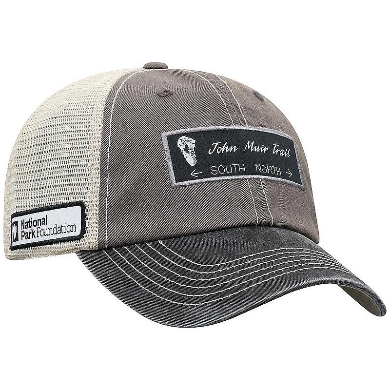 John Muir National Trail Adjustable 3-Tone Mesh Hat OFFR4-JMT-ADJ-3TN