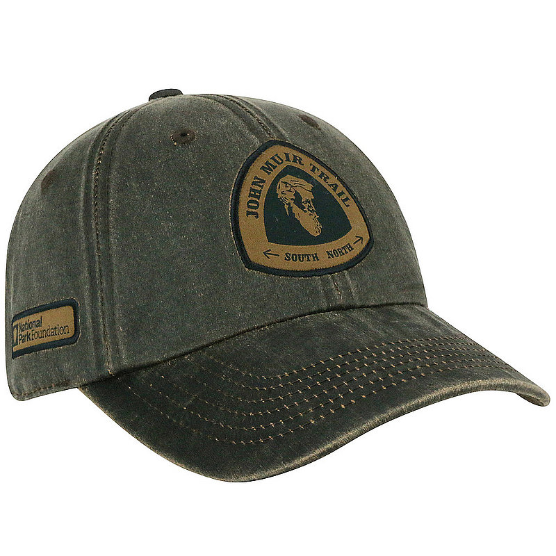 John Muir Trail Primitive Tonal Adjustable Hat PRMTV-JMT-ADJ-DKB1