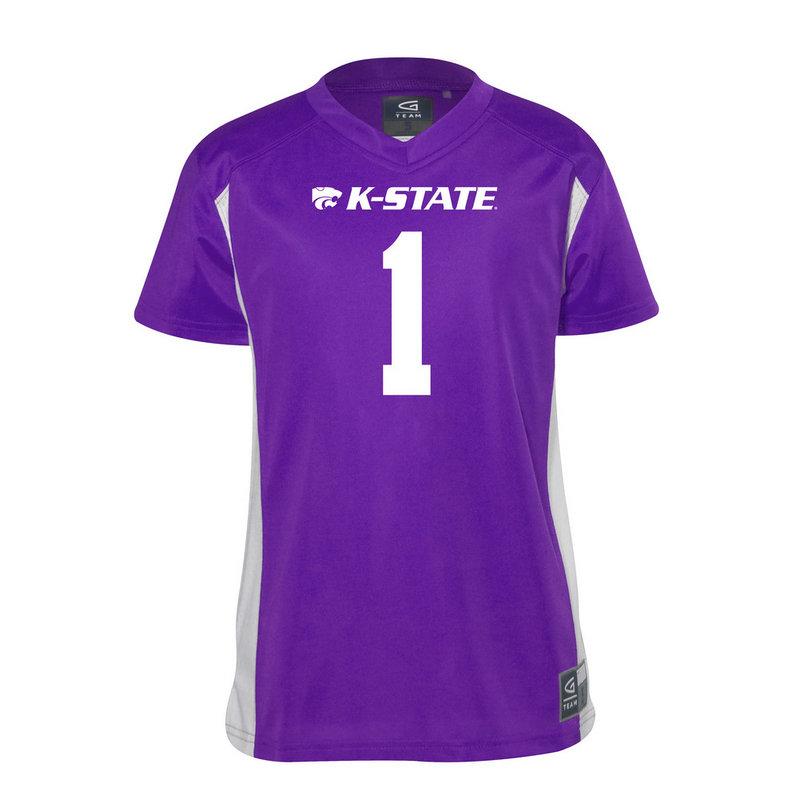 Kansas State Wildcats Kids Football Jersey