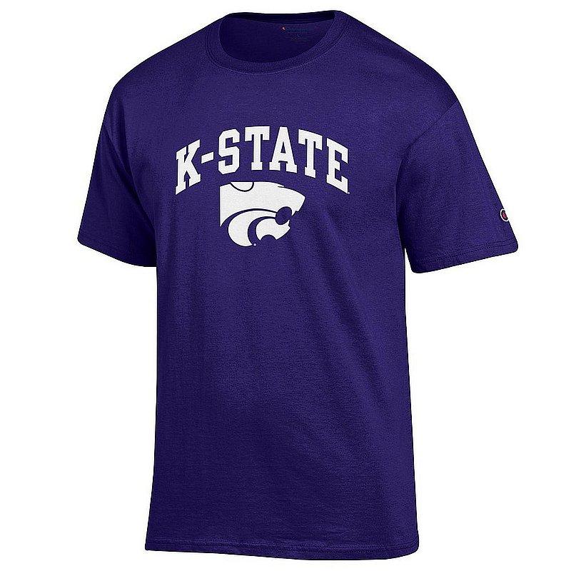Kansas State Wildcats TShirt Varsity Purple APC02961881
