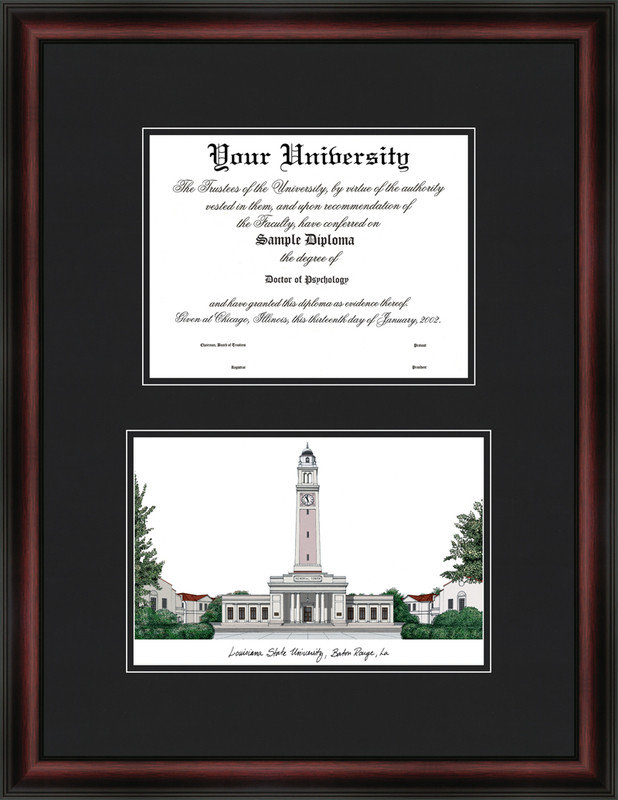Diploma Frames & Photos