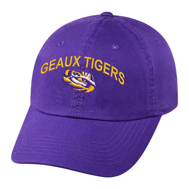 LSU Tigers Womens Purple Hat