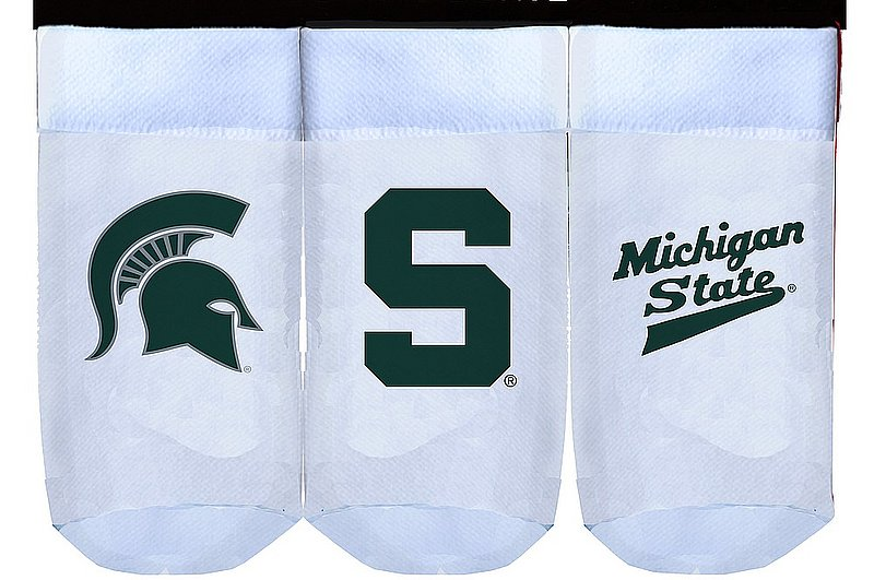 Michigan State Spartans Baby Socks 3-Pack