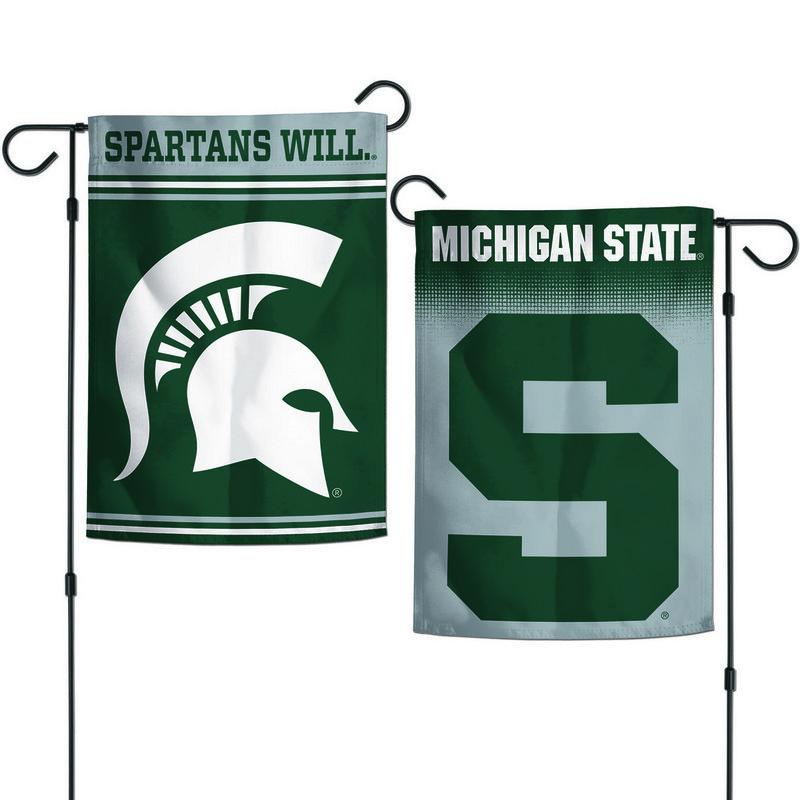 """Michigan State Spartans Garden Flag 12.5""""x18"""""""