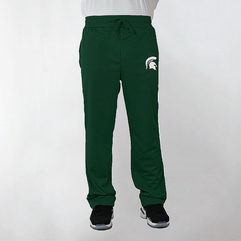 Michigan State Spartans Poly Sweatpants Captain Green MCT5P808