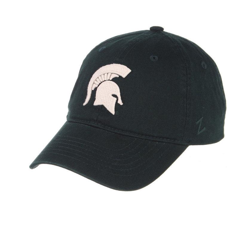 Michigan State Spartans Team Hat Green