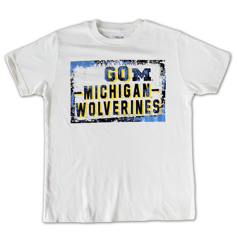 Michigan Wolverines Kids TShirt