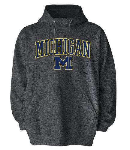 Michigan Wolverines Locker Room Hoodie Sweatshirt