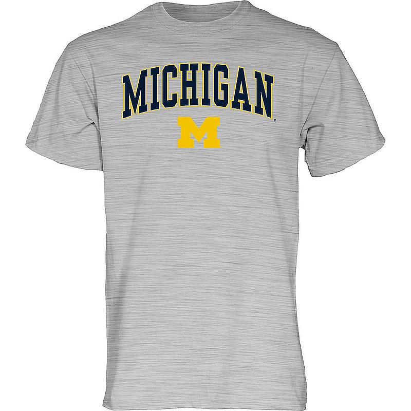 Michigan Wolverines TShirt Varsity Gray APC02845656