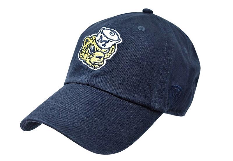 Michigan Wolverines Vintage Hat Navy CHAMP-MI-ADJ-TMC6