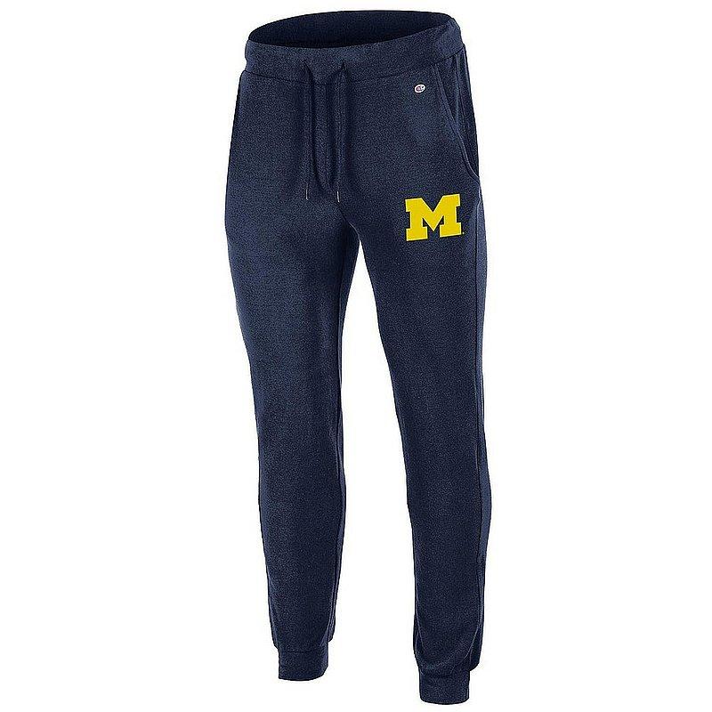 Michigan Wolverines Women's Sweatpants Navy APC03325589��