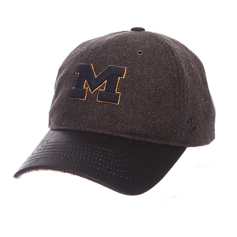 Michigan Wolverines Wool Icon Hat MICALU0020