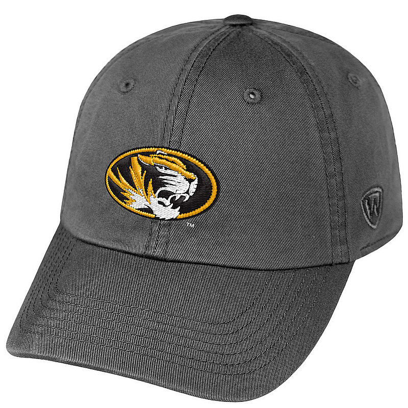 5577dd74582 Missouri Tigers Hat Icon Charcoal