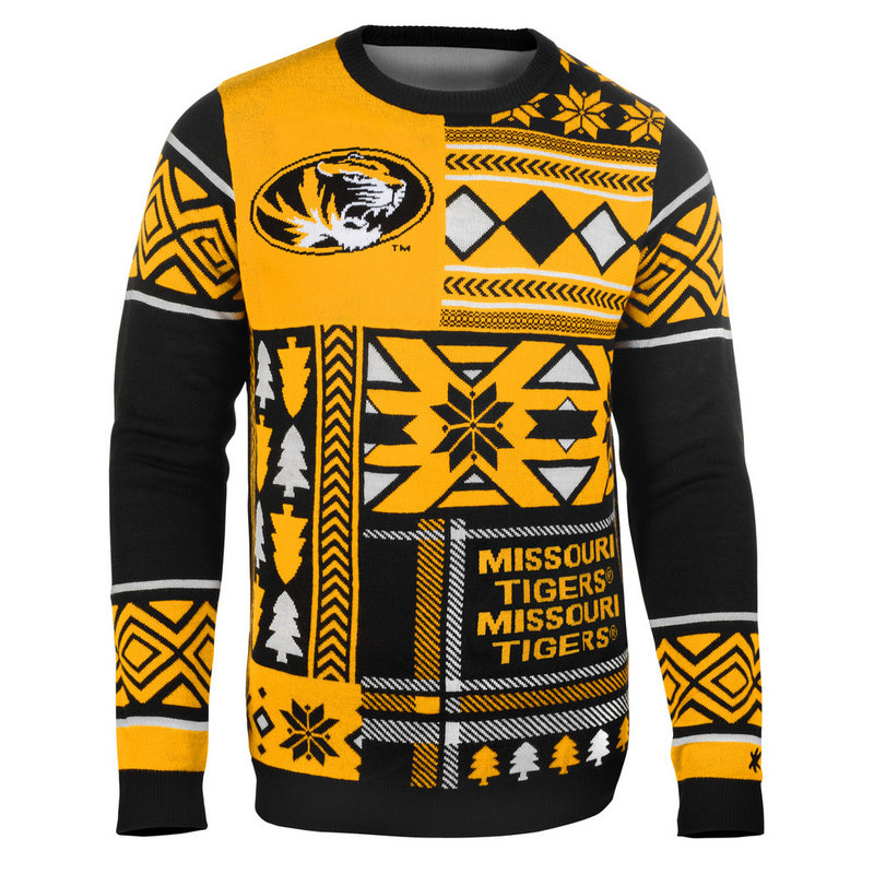 Missouri Tigers Ugly Christmas Sweater
