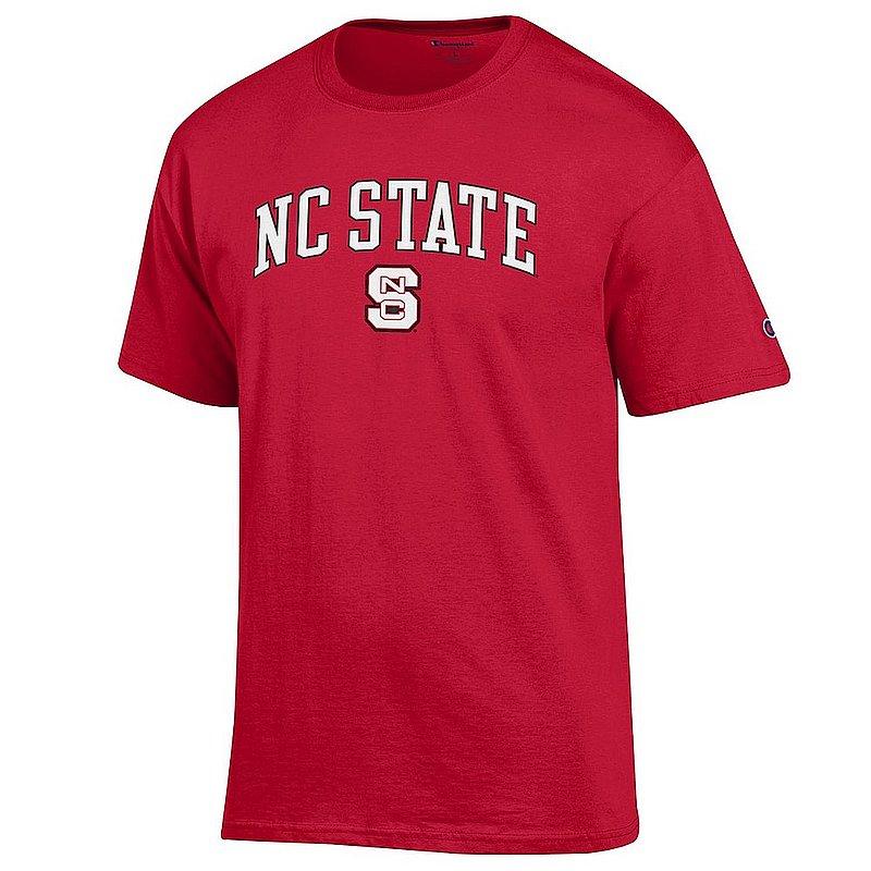 NC State Wolfpack Tshirt Varsity Red APC02967035