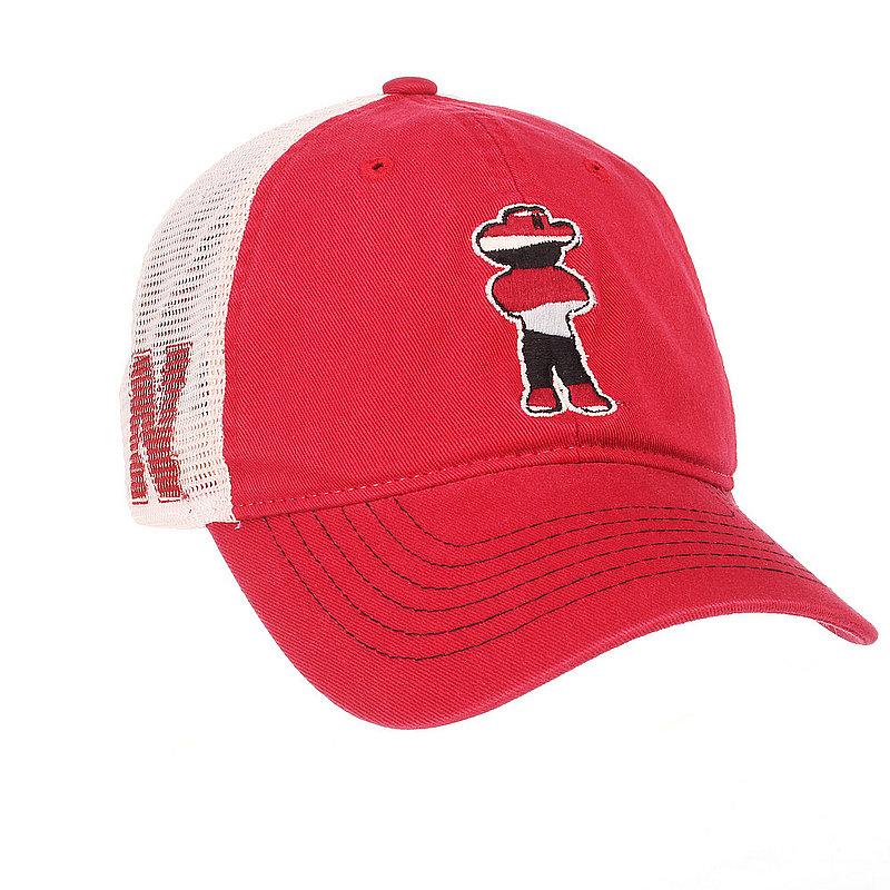 Nebraska Cornhuskers Trucker Hat NEBCNT0020