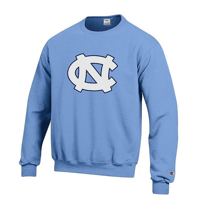 North Carolina Tar Heels Crewneck Sweatshirt Blue Icon APC03408049