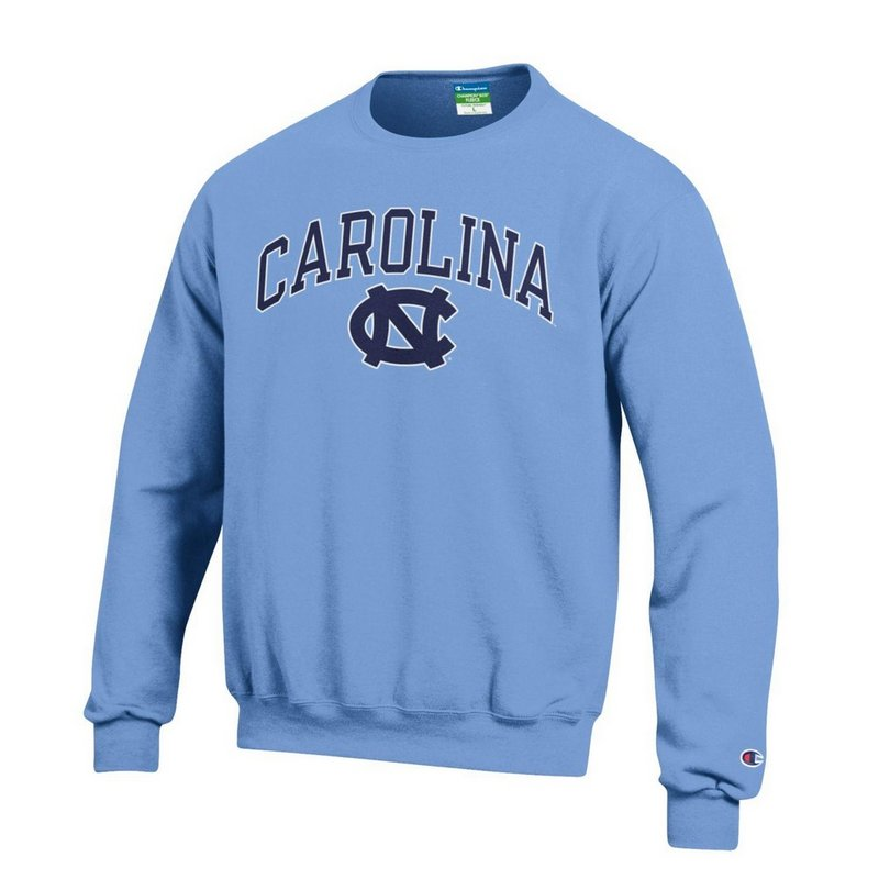 North Carolina Tar Heels Crewneck Sweatshirt Varsity Blue APC02879935