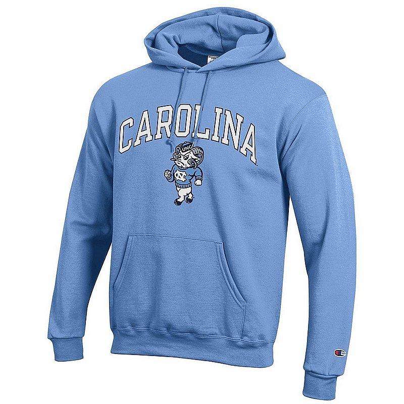 North Carolina Tar Heels Hooded Sweatshirt Icon Blue APC03277033