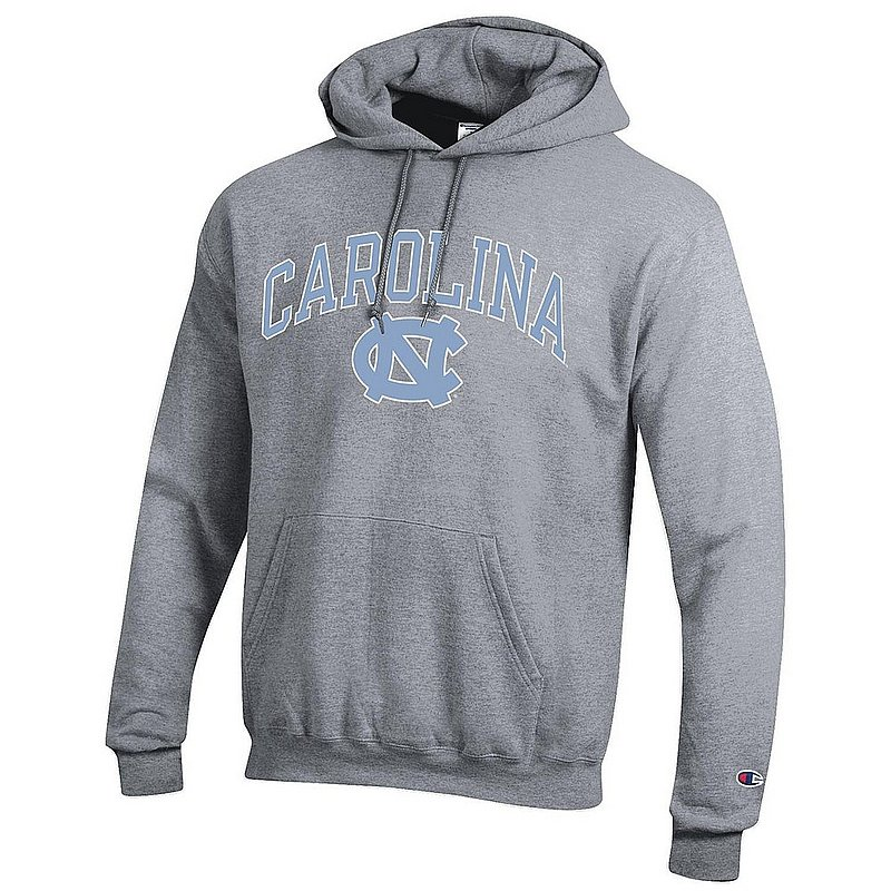North Carolina Tar Heels Hooded Sweatshirt Varsity Gray APC02879935