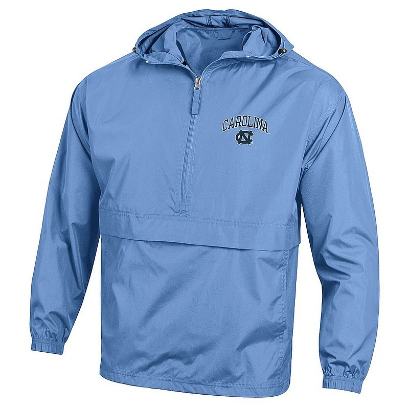 North Carolina Tar Heels Packable Jacket Blue APC02954288