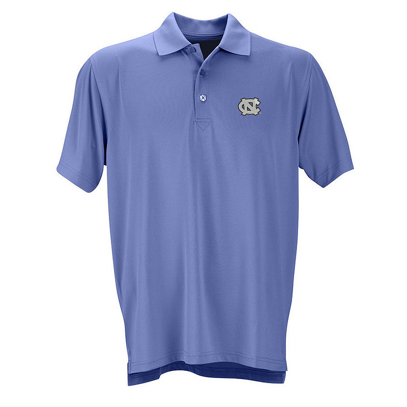 North Carolina Tar Heels Performance Polo Blue 345231