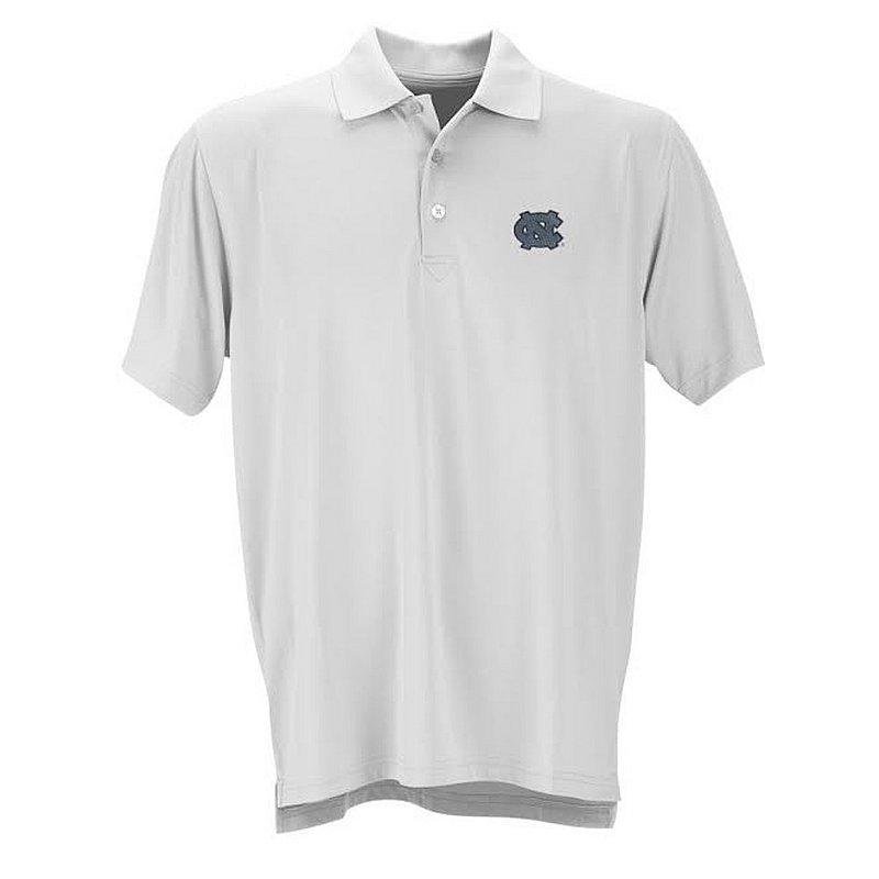 North Carolina Tar Heels Performance Polo White 345231