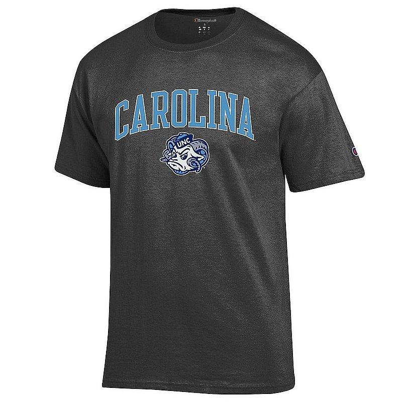 North Carolina Tar Heels Tshirt Charcoal NCAV1482B - apc03407993