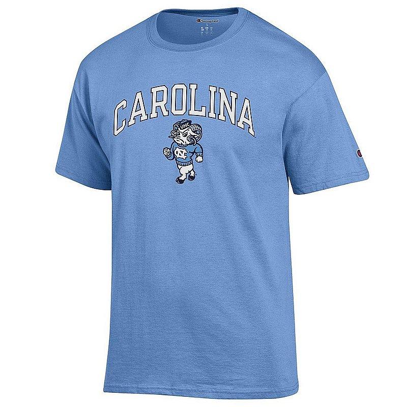 North Carolina Tar Heels TShirt Icon Blue APC03277033