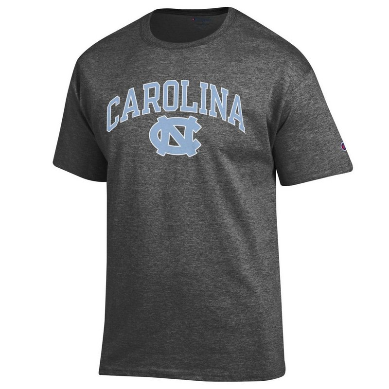 North Carolina Tar Heels TShirt Varsity Charcoal APC02879935