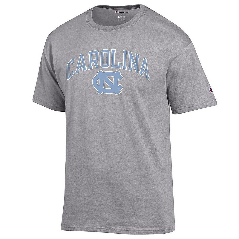 North Carolina Tar Heels TShirt Varsity Gray APC02879935