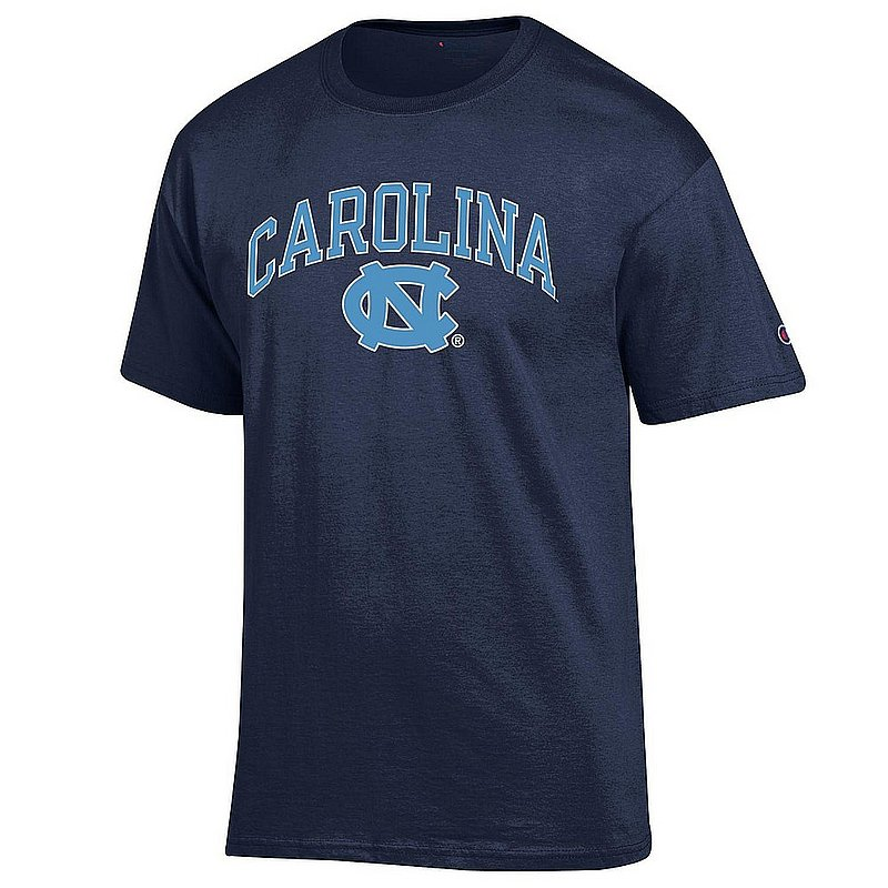 North Carolina Tar Heels TShirt Varsity Navy APC03007051