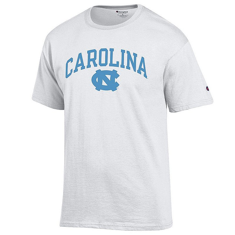 North Carolina Tar Heels TShirt Varsity White APC03006352
