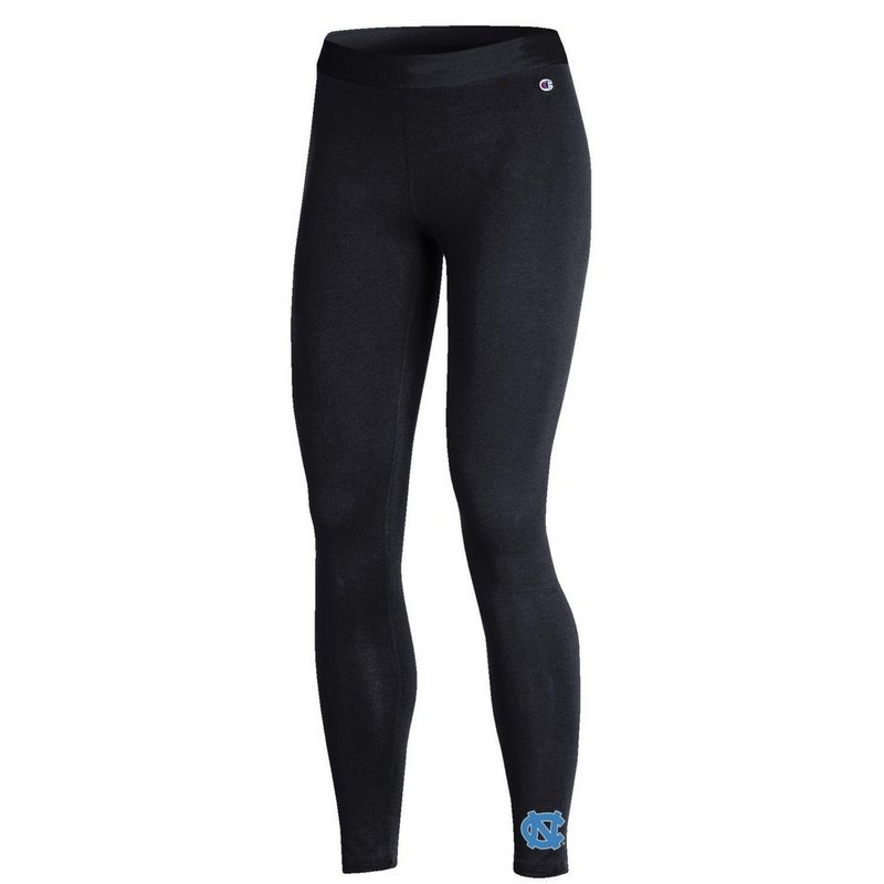 North Carolina Tar Heels Womens Leggings Black APC03319072