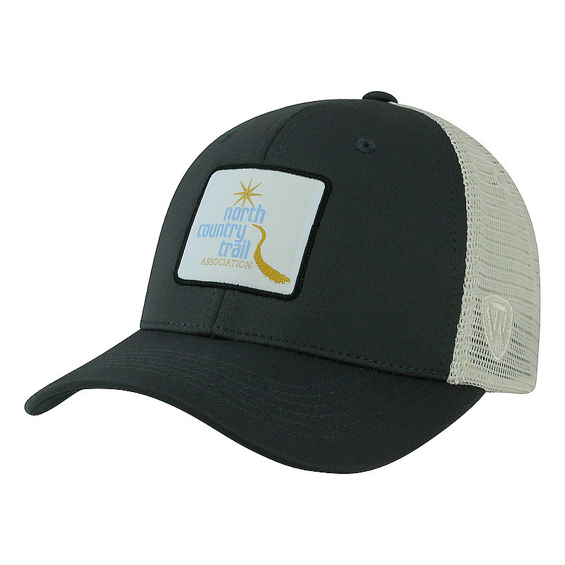North Country National Trail Adjustable Charcoal Hat RANG1-NCT-ADJ-2TN