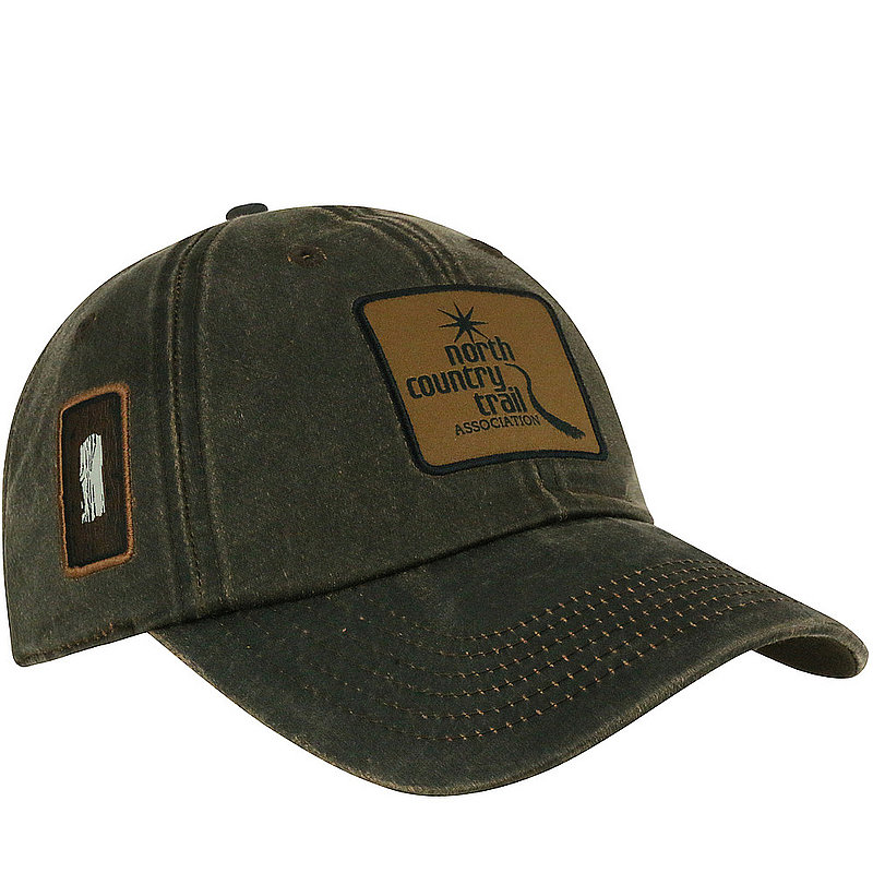 North Country National Trail Primitive Tonal Adjustable Hat