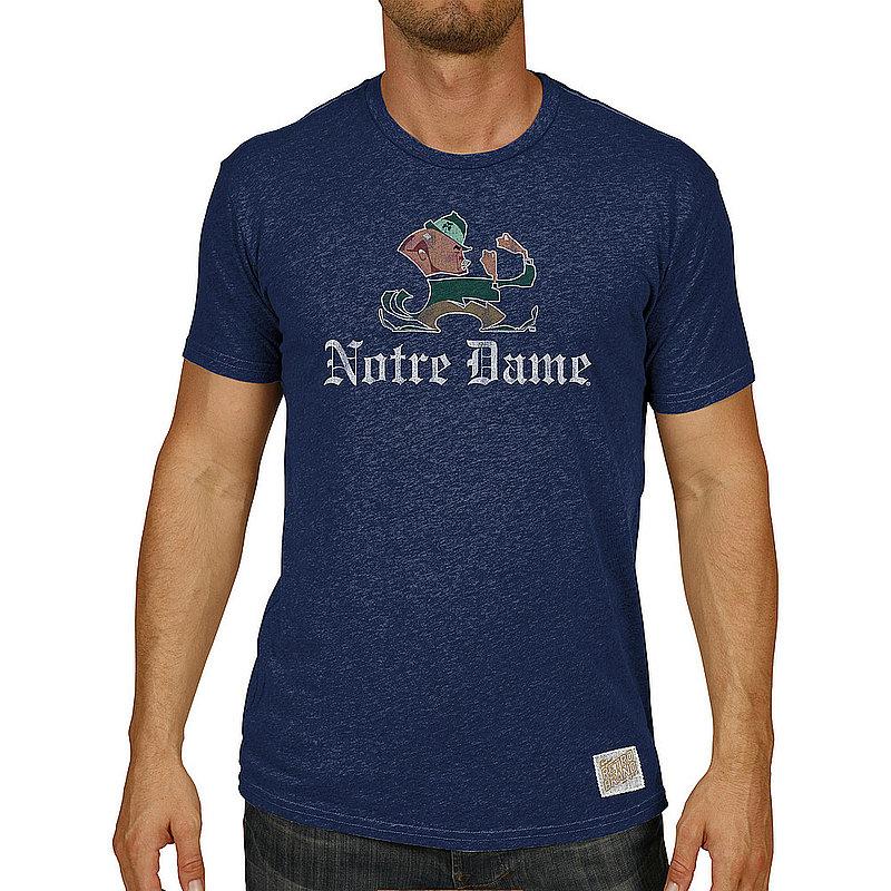 Notre Dame Fighting Irish Big & Tall Tshirt Vintage 1XB to 5XB and XLT to 5XLT CNOT183AX_RB130M_HNV